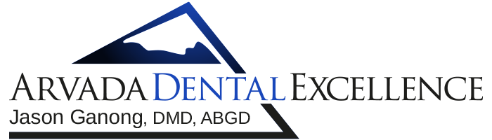 arvada dental excellence logo